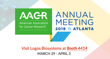 AACR 2019 Logos Biosystems Booth 4414