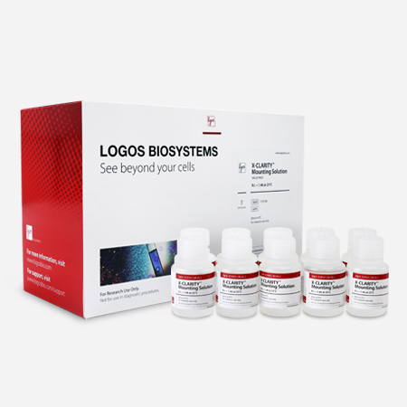 Logos Biosystems X-CLARITY Mounting Solution Value Pack