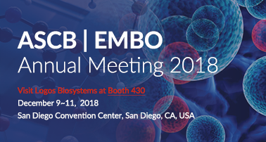 Logos Biosystems ASCB EMBO Annual Meeting 2019