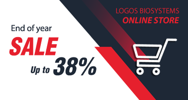 Logos Biosystems USA Online Store End of year event
